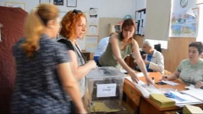 Sinop'ta oy kullanımı başladı