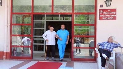 Türkiye sandık başında - Huzurevinde oy kullandılar - ÇANKIRI
