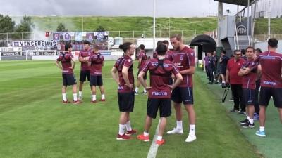 Trabzonspor'da yeni sezon hazırlıkları başladı - TRABZON