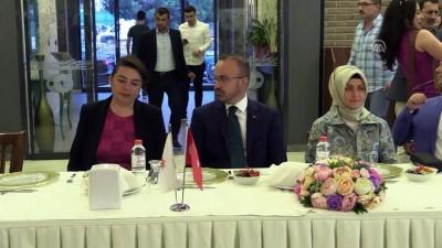 Turan: 'Allah başımızdan Kılıçdaroğlu'nu eksik etmesin' - ÇANAKKALE