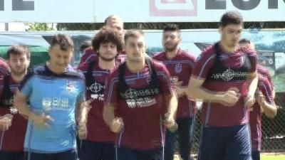 Trabzonspor'da antrenmanlara katılmayan 3 futbolcu için noter tespiti yapıldı