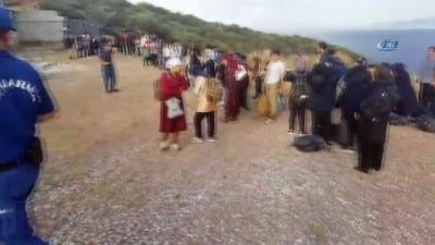 Çanakkale'de 75 kaçak yakalandı