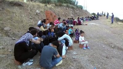 111 yabancı uyruklu yakalandı - ÇANAKKALE