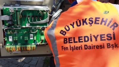 Ankara Büyükşehir Belediyesi akıllı ulaşım sistemlerinden faydalanıyor