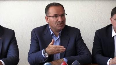 Bozdağ: 'Halkımız parlamentoda partiler arası bir uzlaşma talimatı vermiştir' - YOZGAT