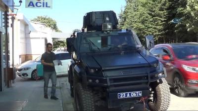 Elazığ merkezli 8 ilde FETÖ operasyonu:22 gözaltı