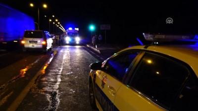 Edremit'de trafik kazası: 8 yaralı - BALIKESİR