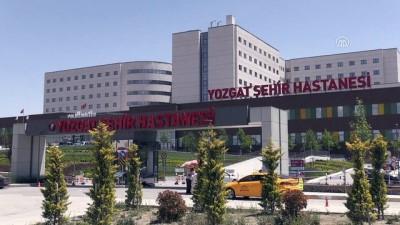 Şehir hastanesinin 'yürüme robotu' hastalara umut oldu - YOZGAT