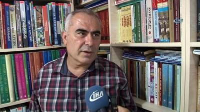"""Cumhurbaşkanı Erdoğan'ın """"Millet Kıraathanesi"""" projesi onu harekete geçirdi"""