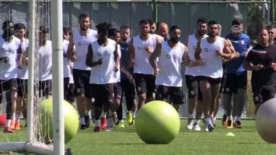 Boluspor'un yeni sezon hazırlıkları - BOLU