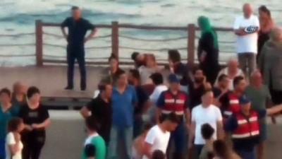 Balıkesir'deki çatışmanın güvenlik kamera görüntüleri ortaya çıktı