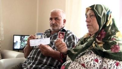 9 yıl önce kaybolan Yusuf Kazdal'ın evine oy pusulası geldi