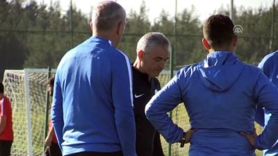 Atiker Konyaspor'da yeni sezon hazırlıkları - BOLU