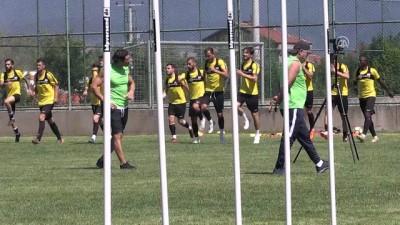 Osmanlıspor'un yeni sezon hazırlıkları - BOLU