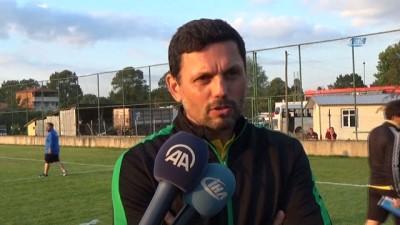 Yeni Malatyaspor ilk hazırlık maçını kazandı