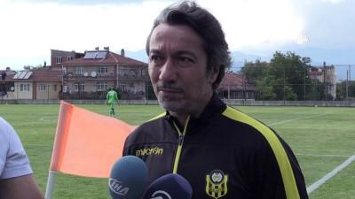 Yeni Malatyaspor'da Adem Büyük sakatlandı - BOLU