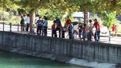 Adana'da aynı gün aynı yerde ikinci boğulma olayı