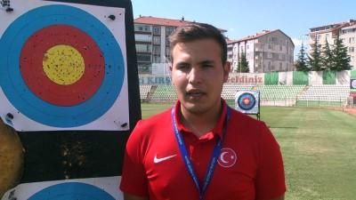 'Tahta yay'dan Avrupa şampiyonluğuna - KIRŞEHİR