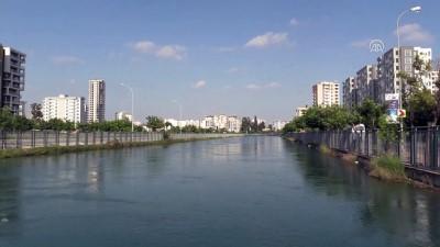 Adana'da sulama kanalına giren Suriyeli genç kayboldu
