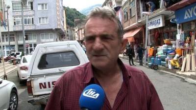 Trabzon'da kabinedeki 4 bakanın sevinci yaşanıyor