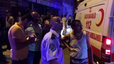Osmangazi'de bıçaklı kavga: 2 yaralı - BURSA