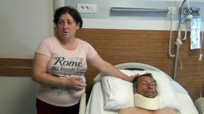 11 yaşındaki Emir tren kazasında babası ve annesini kurtardı