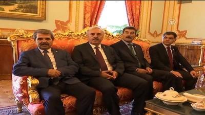 İYİ Parti İstanbul Milletvekili Hayrettin Nuhoğlu, Meclis Başkanlığı için aday oldu (1) - TBMM
