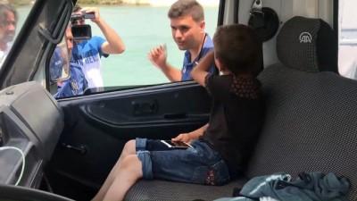 Sulama kanalına giren genç kayboldu - ADANA
