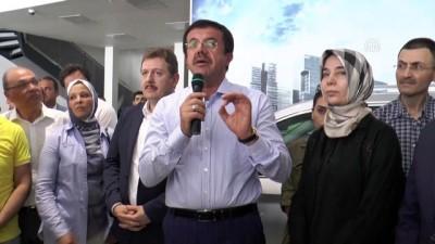 Zeybekci: 'Millete hizmet makamlarında hak yoktur' - DENİZLİ