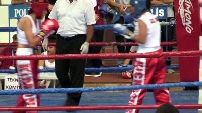 TASKK Türkiye Kick Boks Şampiyonası sona erdi - ELAZIĞ