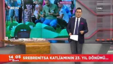 Srebrenitsa katliamının 23. yıl dönümü...