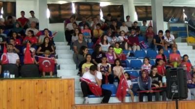 Kırıkkale'de 15 Temmuz programı düzenlendi