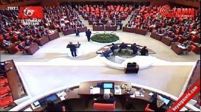 Meclis Başkanı Binali Yıldırım'dan teşekkür konuşması