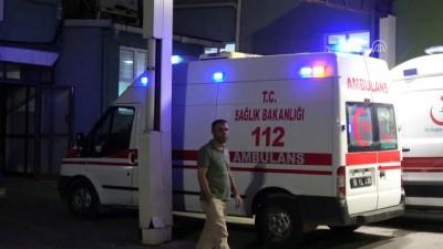 Bursa'da bıçaklı kavga: 2 yaralı