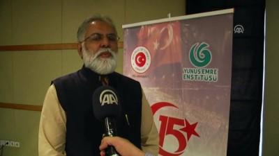 Pakistanlı bakan 15 Temmuz'u gözyaşlarıyla anlattı - İSLAMABAD
