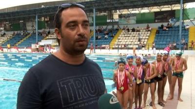 Geleceğin Olimpiyat sporcuları İzmir'de yetişiyor