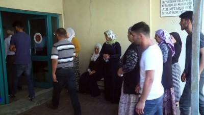 Antalya'da falezlerden düşen genç öldü