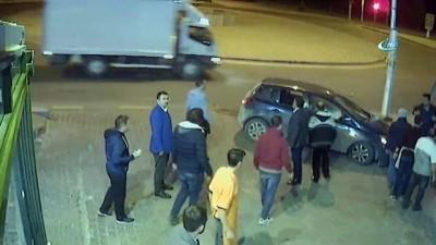 Güvenlik kamera görüntüleri ortaya çıktı, Ankara polisi faili meçhul suikasti aydınlattı