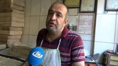"""Bahçeli'nin """"askıda ekmek"""" kampanyasına Mardin'den destek"""