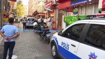 Silahlı ve bıçaklı kavga - İSTANBUL