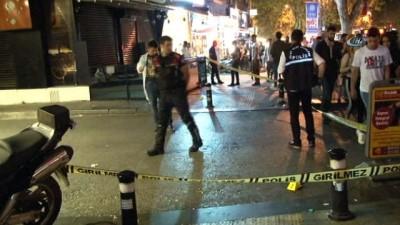 Fatih'te silahlı kavga: 1 ölü 1 yaralı