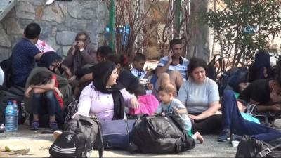 30 Kişilik Teknede 174 Kaçak Göçmen yakalandı