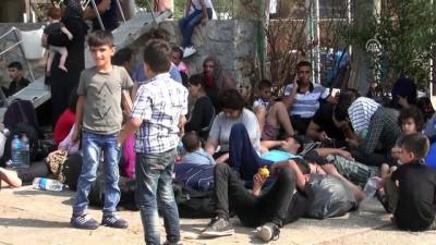 Muğla'da 30 kişilik gulette 174 düzensiz göçmen