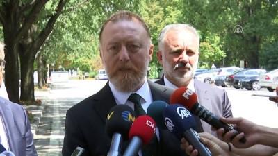 HDP heyetinden TBMM Başkanı Yıldırım'a ziyaret