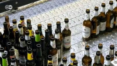 Almanya'da bira şişeleri tükenmek üzere
