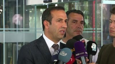 'Kulüpler Birliği Vakfı' toplantısı sona erdi - Yeni Malatyaspor Başkanı Adil Gevrek - İSTANBUL