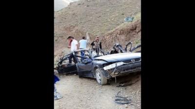 Hakkari'de EYP patladı: 1 ölü, 1 yaralı