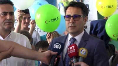 TİKA'nın genç gönüllüleri Makedonya'da - BOGOVİNYE