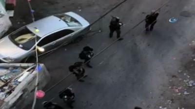 - İsrail askerleri 10 yaşındaki Filistinli bir çocuğu gözaltına aldı