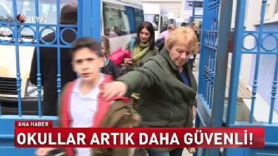 Kamerasız polissiz okul kalmayacak (Beyaz Tv Özel Haber)